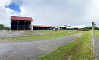 66.5 +/- Acres w/ Barns