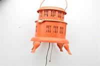 Antique Repurposed Kerosene LAMP