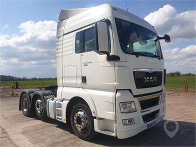 2014 MAN TGX 26.480-2 BLS at TruckLocator.ie