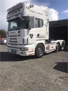 1999 SCANIA R530 at TruckLocator.ie