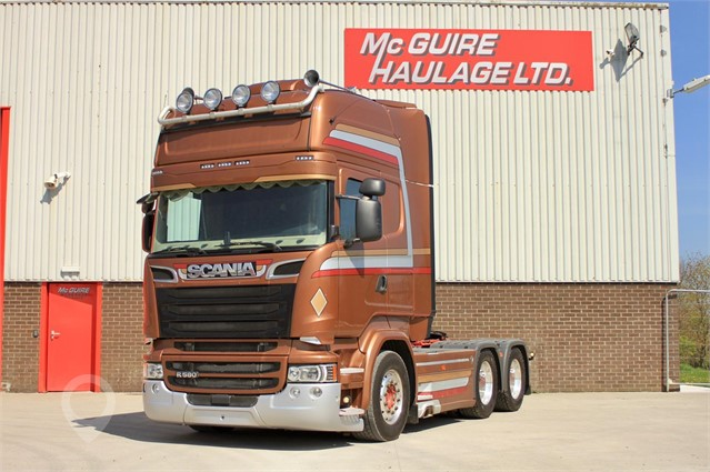 2016 SCANIA R580 at TruckLocator.ie