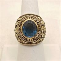 10K VA Tech 1962 Class Ring
