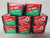 8 Boxes of Nosler 30cal. Bullets