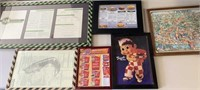 Sports Memrobillia & Collectable Consignmet Auction