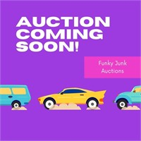 May 24 Online Auction