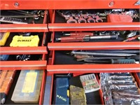 Snap-on Roller Cabinet w/Tools