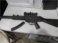 German Made GSG-522 .22 Caliber Rifle