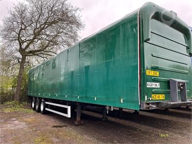 2000 GENERAL TRAILERS SLIDERFLEX at TruckLocator.ie