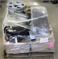 Lost & Unclaimed Freight AUTO PARTS Lot