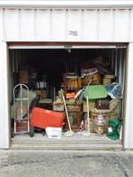 Storage Unit Auction - Columbia, TN