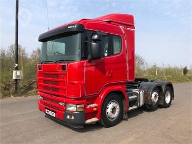 2003 SCANIA R124L420 at TruckLocator.ie