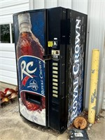 RC Cola Drink Machine