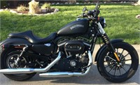 2013 Harley Davidson 883 2,691 EXCELLECT CONDITION