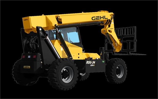 2021 GEHL RS6-34 GEN 3