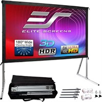 "Elite Screens 120"" Projector Screen 16:9"