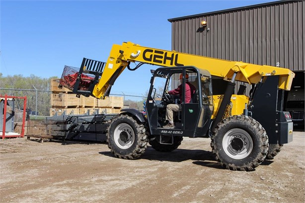 2021 GEHL RS8-42 GEN 3