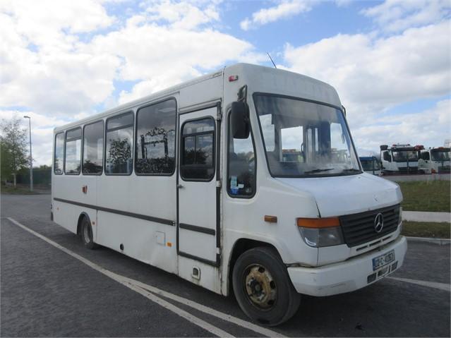 2002 MERCEDES-BENZ VARIO 814 at TruckLocator.ie