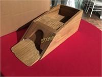 Light Brown Shoe Box