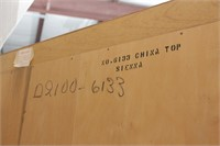 "Mazor Masterpiece ""Sienna"" Large China Hutch"