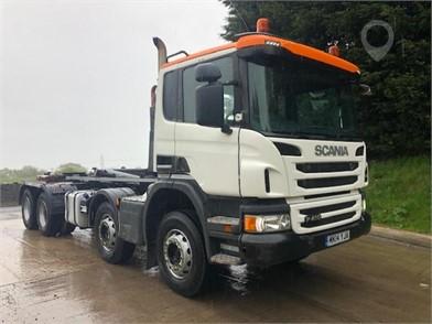 2014 SCANIA P410 at TruckLocator.ie