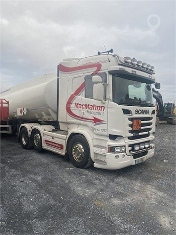 2016 SCANIA R520 at TruckLocator.ie