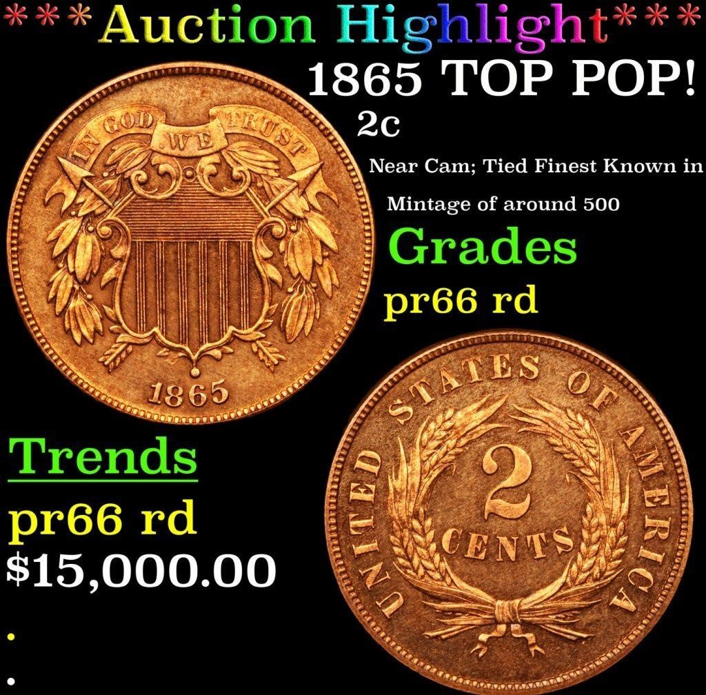 Breathtaking Spring Coin Consigns 4 0f 6