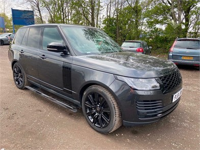 2018 LAND ROVER RANGE ROVER at TruckLocator.ie