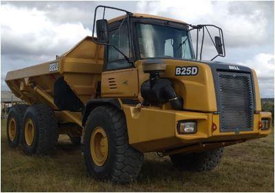 2004 BELL B25D at deltamining.co.za