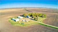 159.05 Ac. Farmland & Acreage Auction in Buena Vista County,