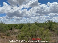 1026+/- Acre Cottle County Residential Ranch for Sale
