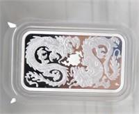 Australia 2020 Dragon Coin 9999 Silver 1 oz