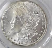 1898 O Morgan Silver Dollar PCGS MS63