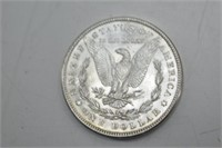 1882 P Morgan Silver Dollar BU