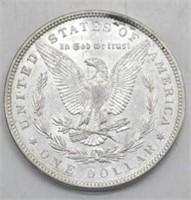 1898 P Morgan Silver Dollar XF