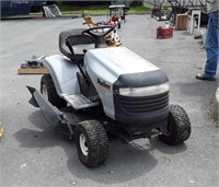 Poulan Pro Riding Mower, 15.5hp Briggs Engine,
