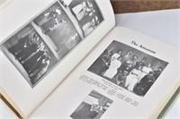 "(3) Old Annuals of Utah Agri College ""THE BUZZER"""