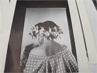 Sylvia Salazar Simpson Prints Copyright 1973