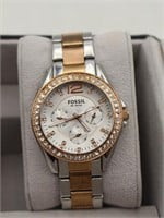 Fossil 10 Atm Watch
