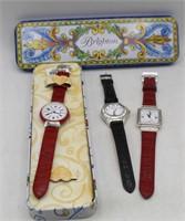 Brighton Watches: Sofia, Roxbury, Dalton