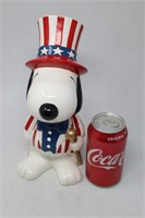 Snoopy United Feature Syndicate 1966 Bank