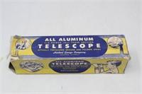 All Aluminum Telescope 6 Power Magnifaction
