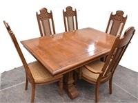 Lydon-Bricher Mediterranean Dining Set