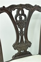 Adorable Ornate Child/Doll Captains Chair