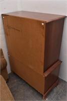 7-Drawer High Boy Dresser with Metal Pulls