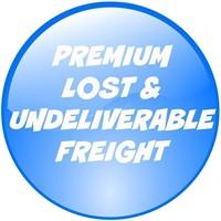 Premium Lost & Undeliverable Freight #1627
