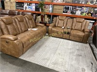 POWER LOVER SEAT & COUCH NEW $4,999 RETAIL BLUE