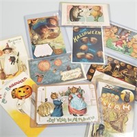Collection Holiday Postcards