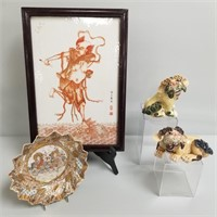 Oriental Decor Pieces