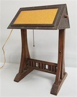 Rare Gustav Stickley Table Lamp