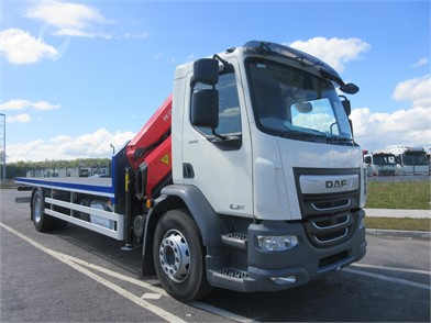 2021 DAF LF260 at TruckLocator.ie